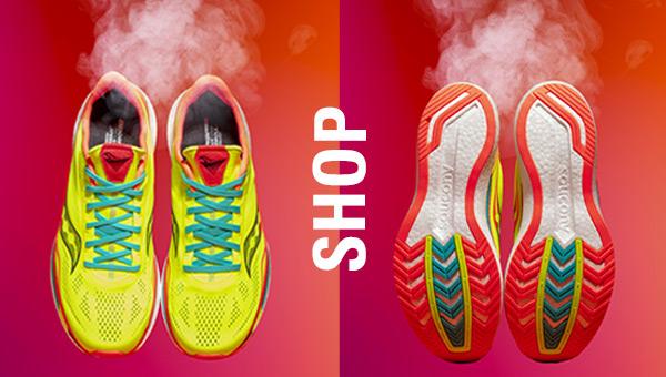 Saucony Heat Endorphin Pro