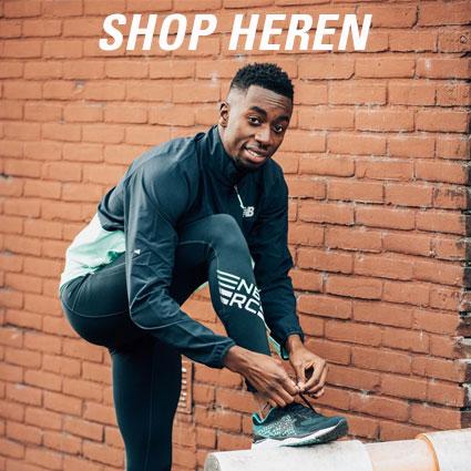 Shop hardloopschoenen voor heren