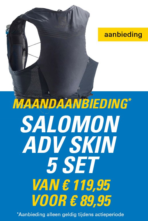 Maandaanbieding Salomon